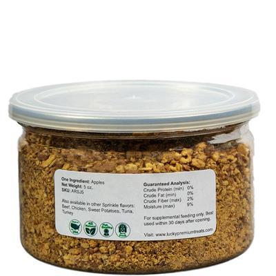 Apple Sprinkles - 5oz. Jars