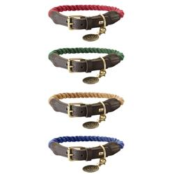 List Rope Collars & Leads (large dog collection) by HUNTER