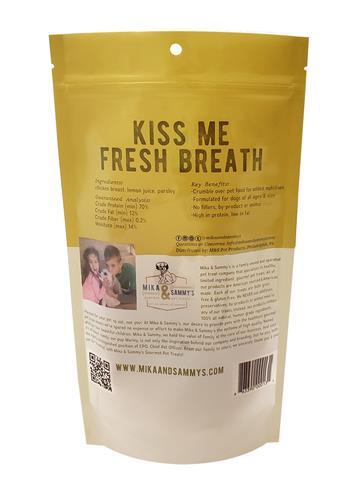 Kiss Me Fresh Breath - 5oz Bags