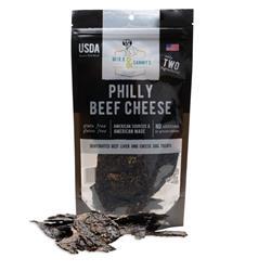 Philly Beef Cheese Jerky Treats