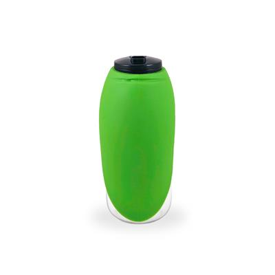 Fold-A-Bowl: Silicone Portable Pet Water Bottle