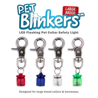 Large Breed Pet Blinkers™ 20 Piece Display