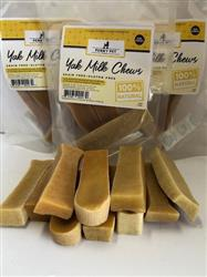 Small Stick Penny Pet Yak Pak Milk Chew Sticks - Small Sticks - 3 Pack Sizes to Choose From