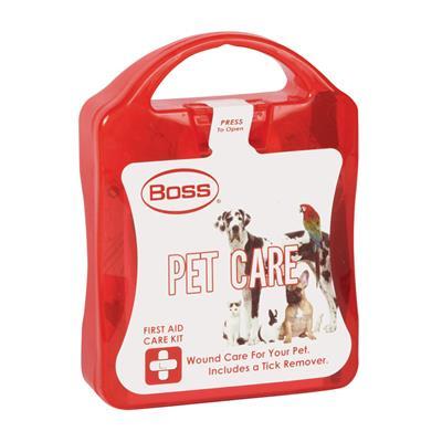 Boss Pet First Aid Pet Care Kit