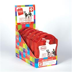 Boss Pet First Aid Pet Care Kit