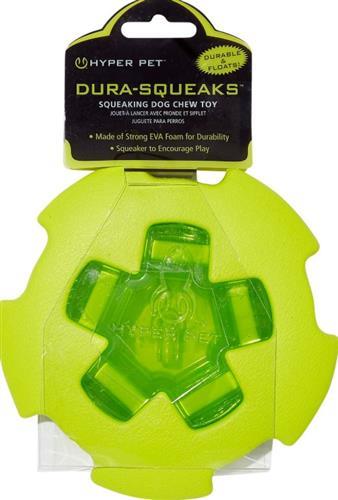 "Hyper Pet™ Dura-Squeaks 5.75"" UFO 3 PACK $16.50 ($5.50 EA)"