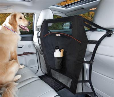 Backseat Barrier - Black