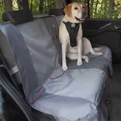 Bench Seat Cover - Journey - Chili Red