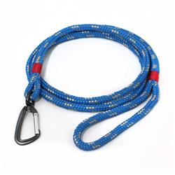 "Humble Leash (65"") - Blue/Red"