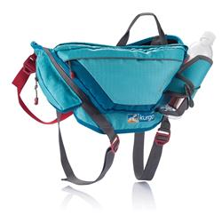 Long Hauler Joring Pack Belt - Coastal Blue