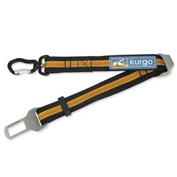 Direct to Seatbelt Swivel Tether - Black/Orange