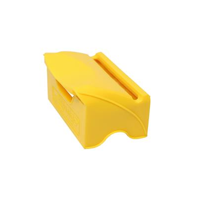 Buckle Barrier - Yellow