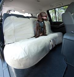 Extended Bench Seat Cover
