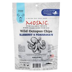 Wild Octopus Chips | Blueberry & Pomegranate  (3 oz. packages)