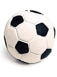 Ethical Products Spot Latex Soccer Ball Assorted 2in