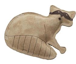 Ethical Products Spot Dura-Fused Leather Raccoon Small