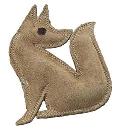 Ethical Products Spot Dura-Fused Leather Fox Small