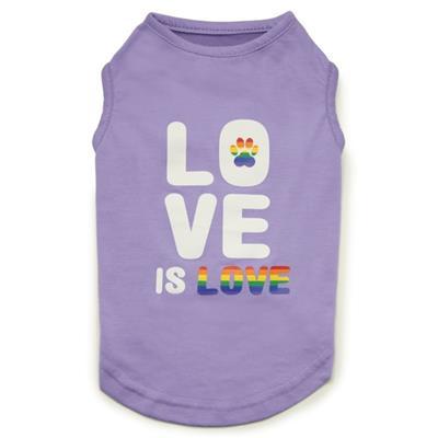 Zack & Zoey Love is Love Tank