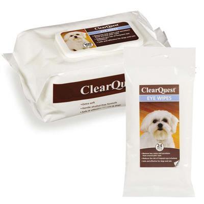 ClearQuest Eye Wipes
