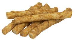 Bulk Box - Toy Size Peanut Butter Basted Rawhides