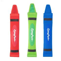Firehose Crayon by Zippy Paws