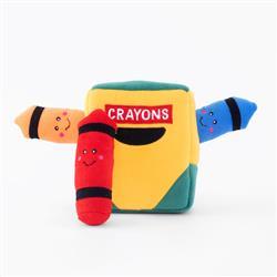 Crayon Box by Zippy Paws