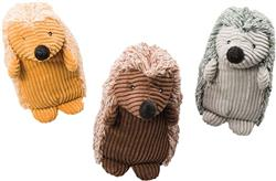 Ethical Corduroy Hedgehogs Assorted 8in