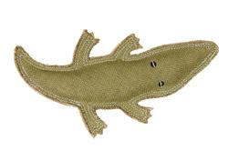 Corey the Croc - Jute Toy