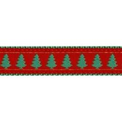 """Christmas Tree - 3/4"""" Collars, Leashes and Harnesses"""