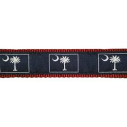 """Palm & Moon - 1.25"""" Collars, Leashes and Harnesses"""