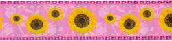 """Sunflower - 1.25"""" Collars, Leashes and Harnesses"""