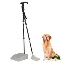 """Living Express Dog Pooper Scooper - 37"""""""