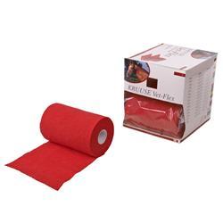Vet-Flex Pet Bandage, 6 in x 50 ft, 4 pack