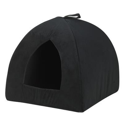 Catrine Cat Den Suede, Black