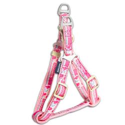 Touchdog 'Bubble Yum' Tough Stitched Dog Harness and Leash