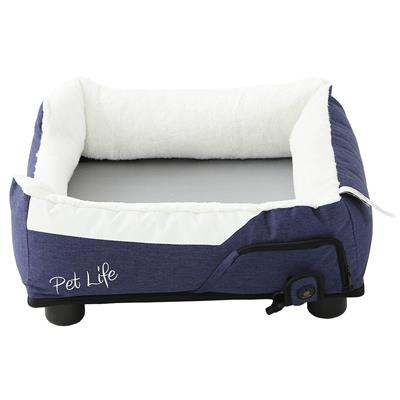 """Pet Life """"Dream Smart"""" Electronic Heating and Cooling Smart Pet Bed"""
