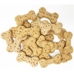Pet Life Beefy Bone Shaped Whole Wheat Oat Dog Biscuits
