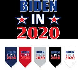 Biden in 2020 Bandana