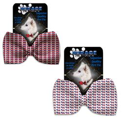 Political Pet Bow Ties