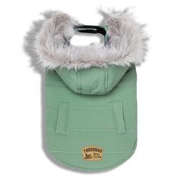 Touchdog 'Eskimo-Swag' Duck-Down Parka Dog Coat