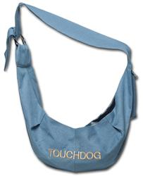 Touchdog 'Paw-Ease' Over-The-Shoulder Travel Sling Pet Carrier