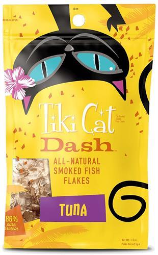 Tiki Pets Cat After Dark Flakes Tuna 1.5 Oz.(Case Of: 5)