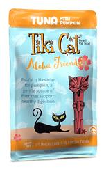 Tiki Pets Cat Aloha Tuna Pumpkin 3 Oz.(Case Of: 12)