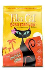 Tiki Pets Cat Carnivore Luau Chicken 2.8 Lbs