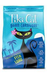 Tiki Pets Cat Carnivore Luau Fish 5.6 Lbs