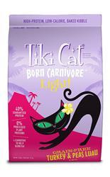 Tiki Pets Cat Carnivore Luau Lite Turkey 2.8 Lbs