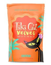 Tiki Pets Cat Mousse Chicken 2.8 Oz.(Case Of: 12)