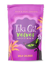 Tiki Pets Cat Mousse Salmon 2.8 Oz.(Case Of: 12)