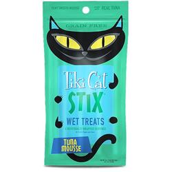 Tiki Pets Cat Stix Mousse Tuna 3 Oz.(Case Of: 12)