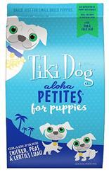 Tiki Pets Dog Aloha Pup Chicken Peas Lntl 3.5 Lbs